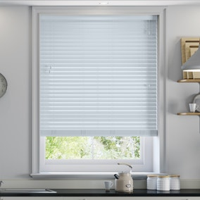 50mm Slats Blue Surf Venetian Blind
