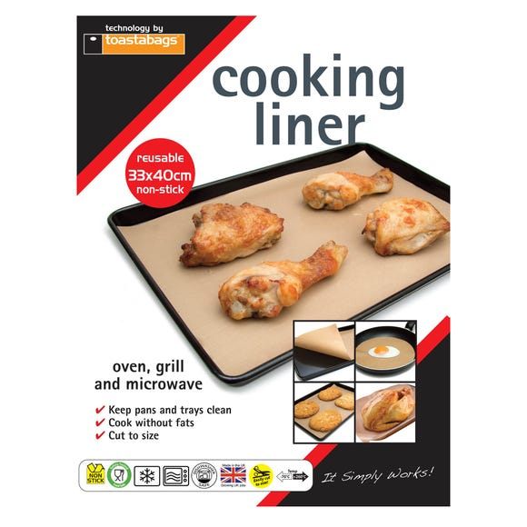 Toastabag Cooking Liner Natural