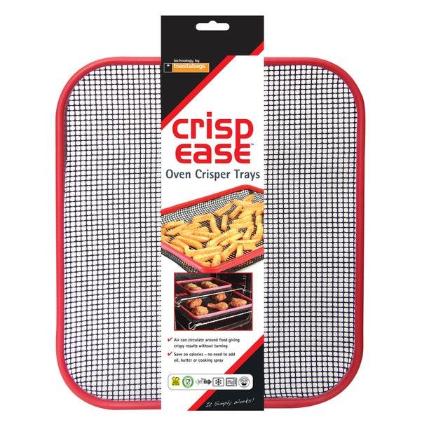 Toastabags Crispease Oven Crisper Tray Black