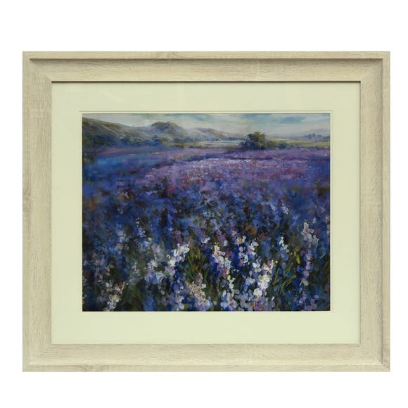 Secret Garden Framed Print Multi Coloured
