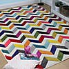 Spectrum Bolero Rug Multi Coloured undefined