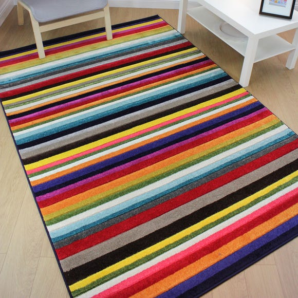 Spectrum Tango Rug Multi Coloured undefined