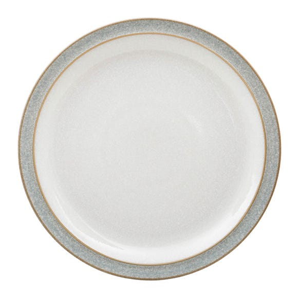 Denby Elements Grey Side Plate Grey