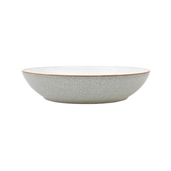 Denby Elements Grey Pasta Bowl Grey