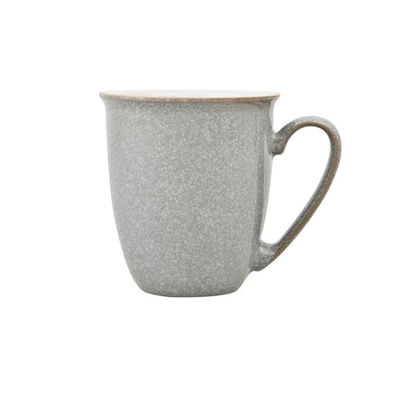 Denby Elements Grey Mug Grey