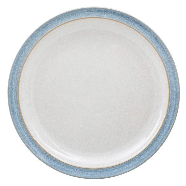 Denby Elements Blue Dinner Plate Blue Blue