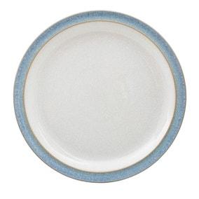 Denby Elements Blue Side Plate
