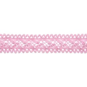 Cotton Pink Trim