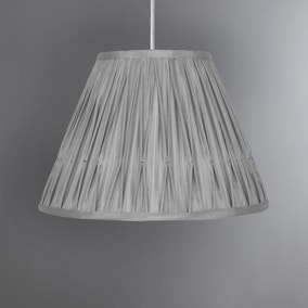 Valerie Pleat Candle Shade