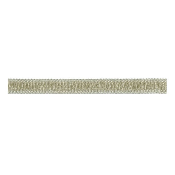 Chenille Taupe Braid Trim Taupe (Brown)