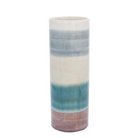 Dip Glazed Ceramic Vase