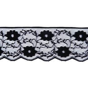 Black Lace Nylon