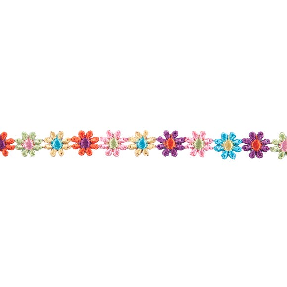 Guipure Daisy Trim  undefined