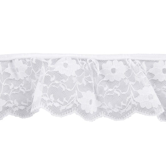 Frilled Lace Ribbon
