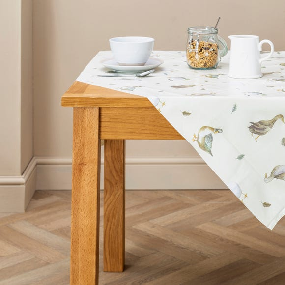 Jenny & Joseph PVC Tablecloth Cream (Natural) undefined