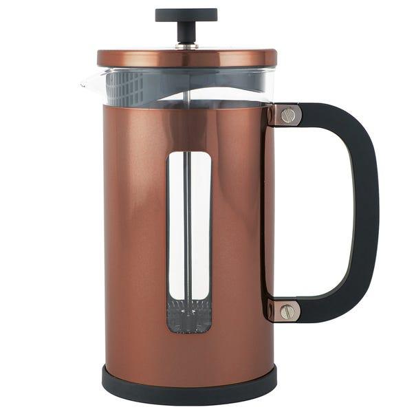La Cafetiere 3 Cup Copper Cafetiere Copper (Brown)