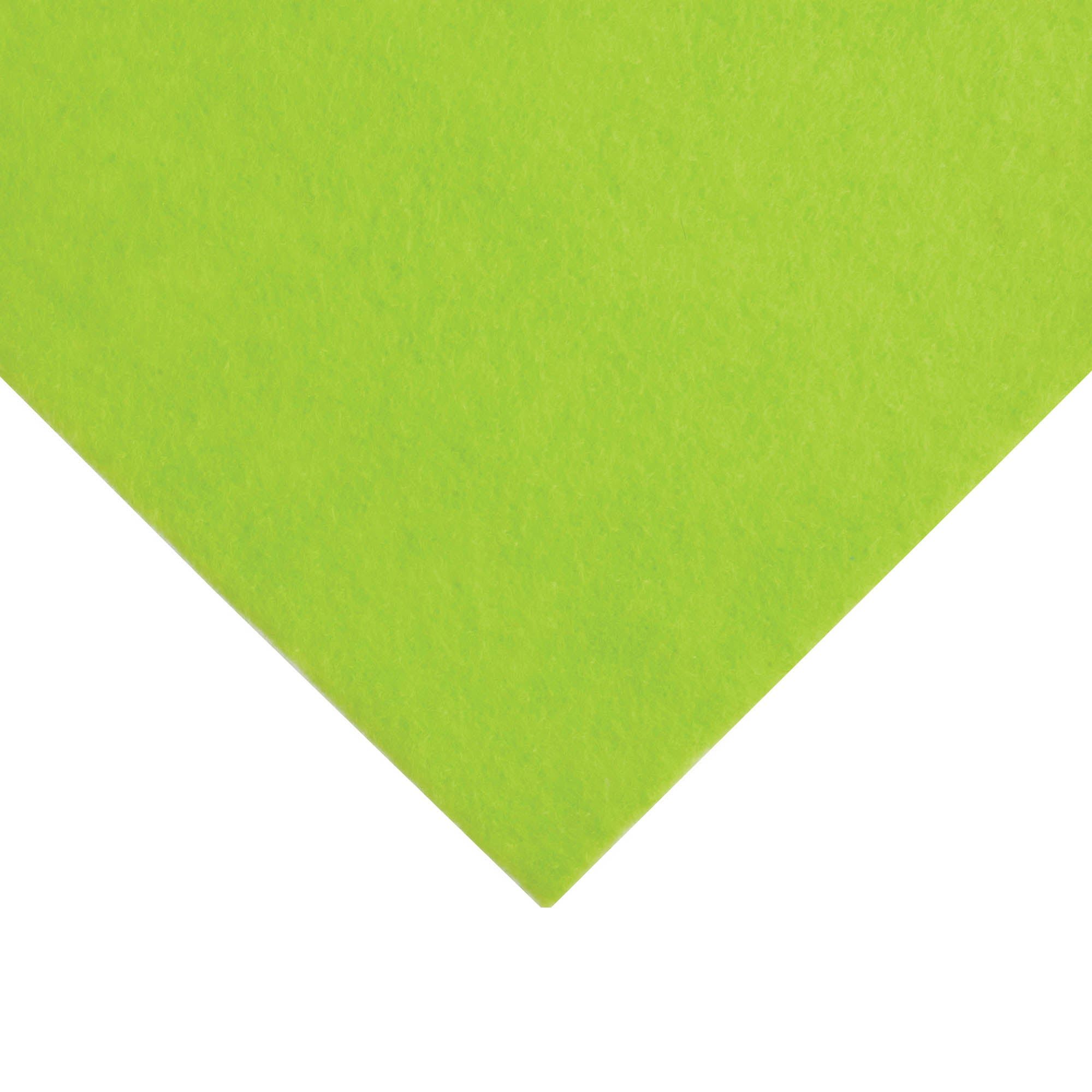 Photo of Minicraft felt roll lime -green-