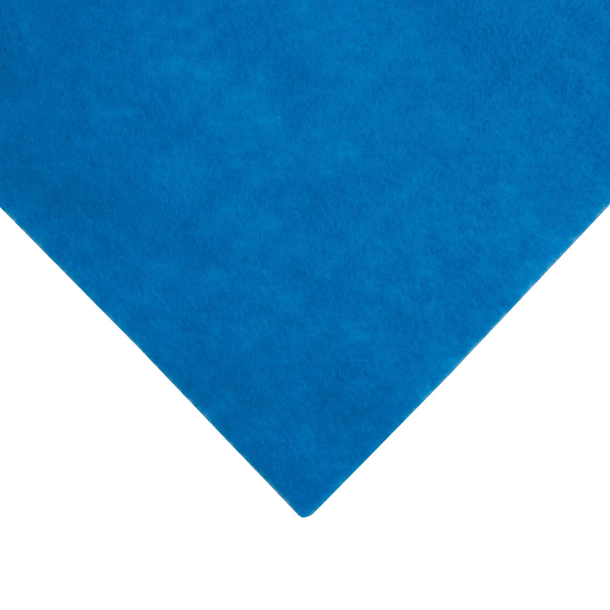 Photo of Minicraft felt roll blue