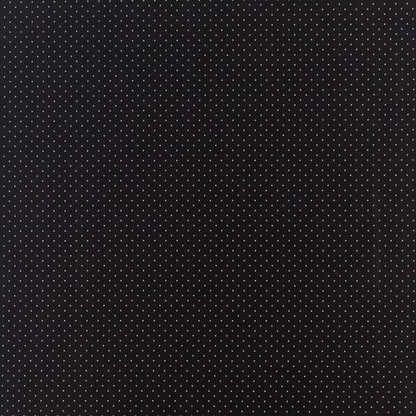 Jacquard Diamond Black PVC Black