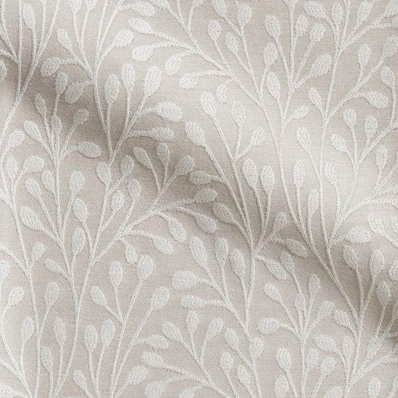 Willow Ivory Fabric Ivory