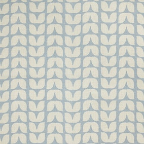 Tulip China Blue PVC