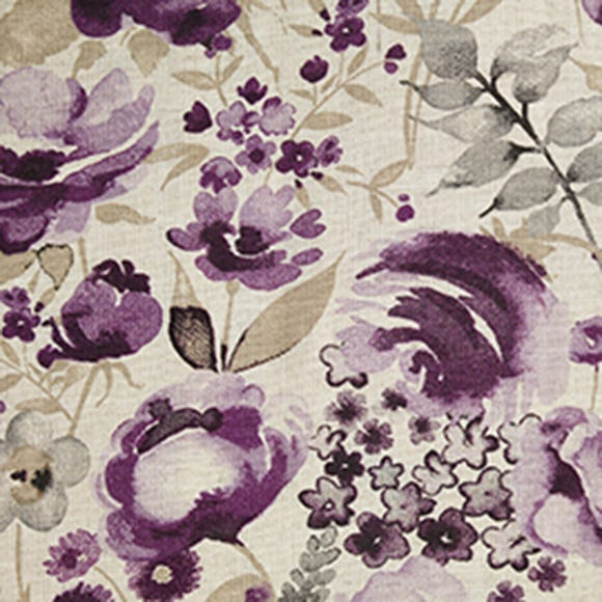 Misty Moors Lilac Cotton Fabric