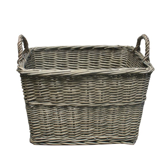 Willow Tapered Basket  undefined