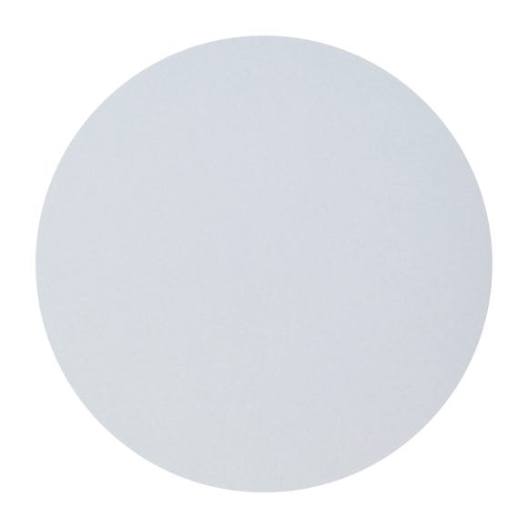 Pack of 10 28cm Plate protectors White