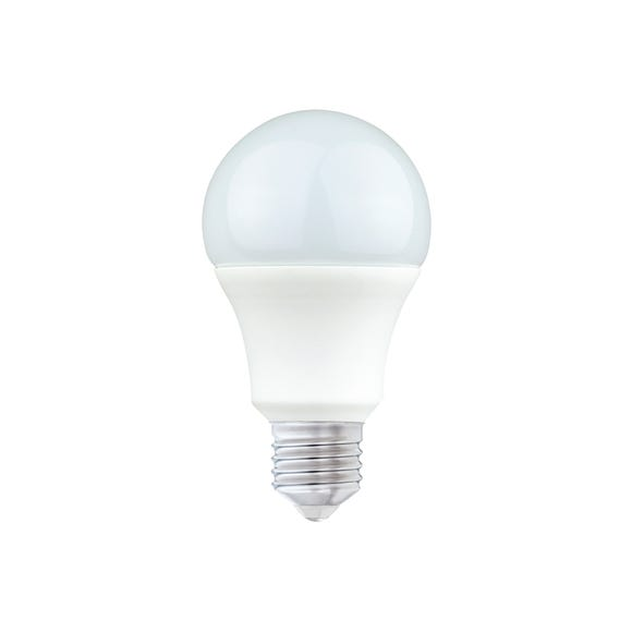 Dimmable 10 Watt ES Pearl LED GLS Bulb White