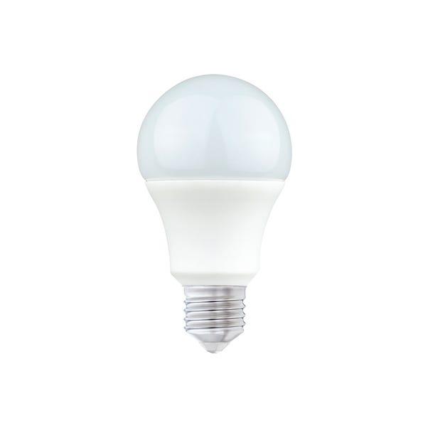 Dunelm 9 to 10 Watt ES Pearl LED GLS Bulb 3 Pack White