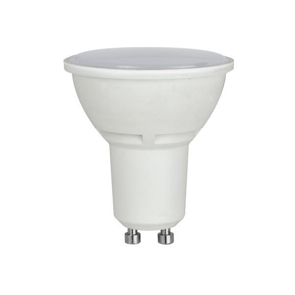 Dunelm 5 Watt GU10 Pearl LED Bulb 5 Packs White