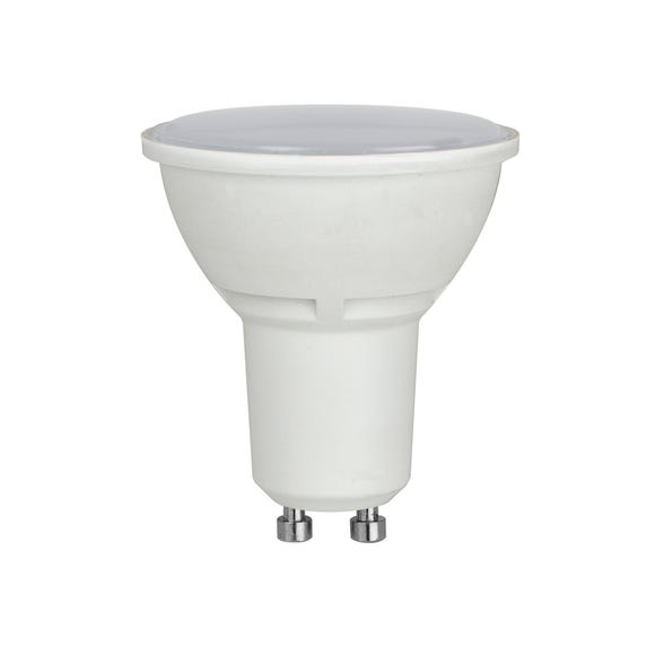 Dunelm Dimmable 5 Watt GU10 Pearl LED Bulb White