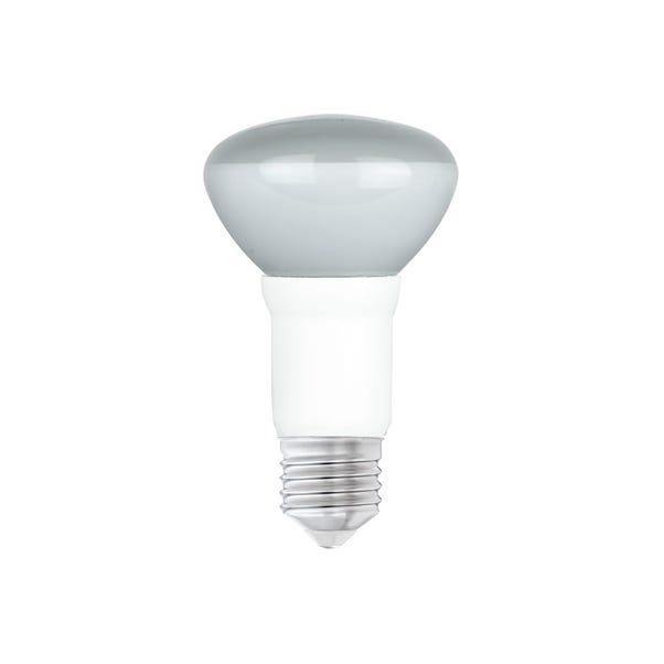 Dunelm 5.5 Watt ES Pearl LED R63 Spot Bulb White