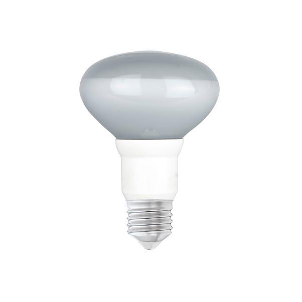 Dunelm 5.5 Watt ES Pearl LED R80 Spot Bulb White