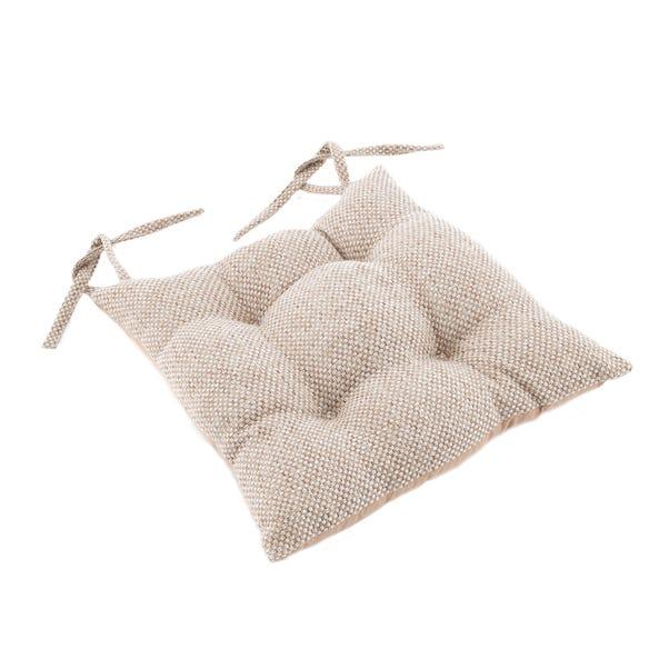 Natural Weave Seat Pad Natural