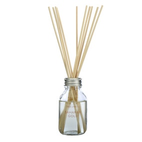Wax Lyrical Destinations Saharan Gold 200ml Reed Diffuser