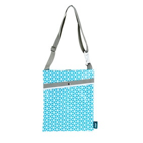 Minky Over the Shoulder Peg Bag