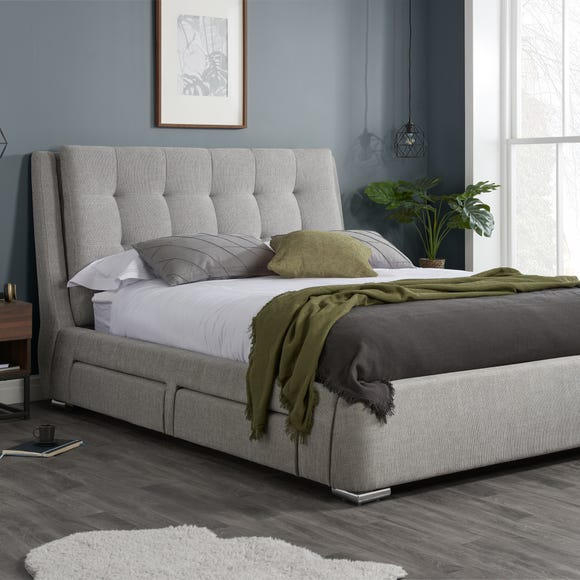 Madison Grey Bedstead  undefined