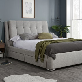 Madison Grey Bedstead
