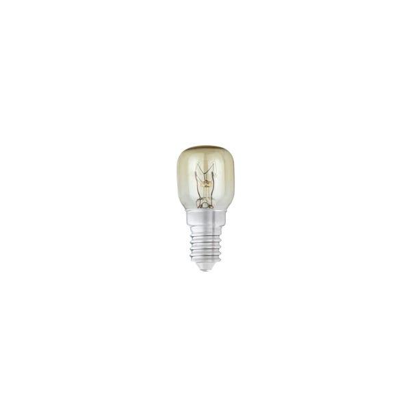 Status 15 Watt SES Clear Pygmy Bulb 2 Pack Clear