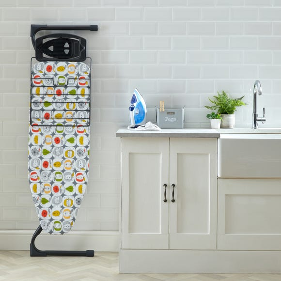 Elements Ironing Board Multi Coloured