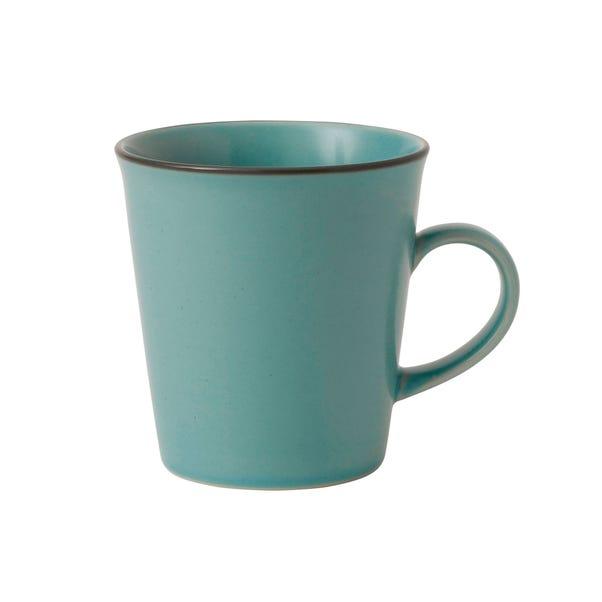 Gordon Ramsay Union Street Cafe Teal Mug Teal (Blue)