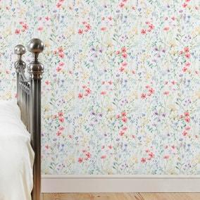 Dorma Wildflowers Wallpaper