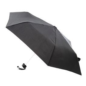 Totes Black Flat Umbrella