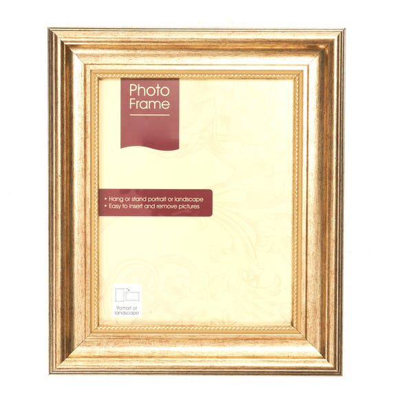 Champagne Ascot Photo Frame Champagne undefined