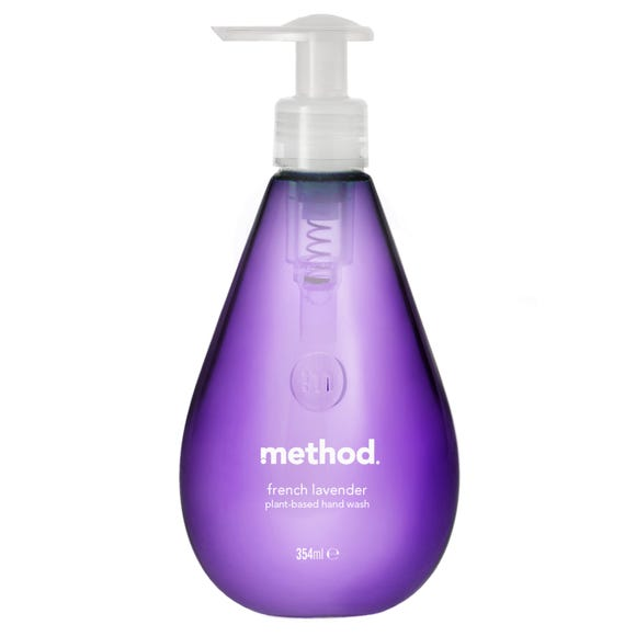Method Lavender 354ml Hand Wash Purple