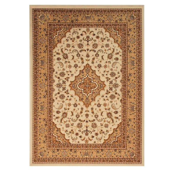Ottoman Temple Rug Cream (Natural) undefined