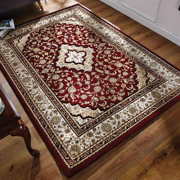 Ottoman Temple Rug Red undefined