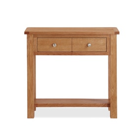 Bromley Oak Console Table