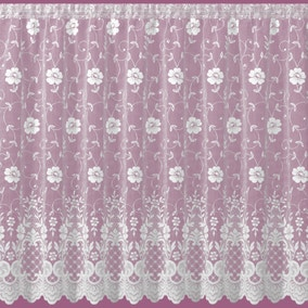 Summer Slot Top Lace Fabric